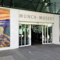 Photo taken at Munch-museet by Michael M. on 8/25/2012