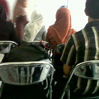Photo taken at Fakultas Pendidikan Ekonomi dan Bisnis (FPEB) by Isty S. on 2/29/2012
