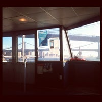 Photo taken at East River Ferry by Michelle D. on 2/6/2012
