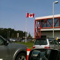 Photo taken at Canada Border Services Agency by DD on 7/7/2012