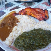 Photo taken at Punjab Kabab House by M. Quinn S. on 6/7/2012