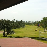 Photo taken at Canlubang Golf Club by Eric A. on 6/20/2012