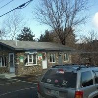 Photo taken at Stone House Café by Elizabeth G. on 3/9/2012