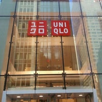 Photo taken at UNIQLO 5th Ave by Jason A. on 5/13/2012