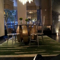 Photo taken at Kimpton Hotel Palomar Philadelphia by Mary Ellen S. on 6/1/2012