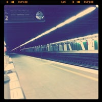 Photo taken at Estació de Tren - València-Cabanyal by Solete on 4/18/2012