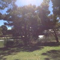 Photo taken at ECU Lake by Hannah R. on 3/27/2012