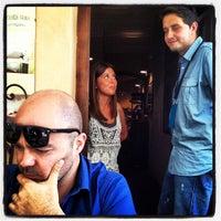 Photo taken at Enoteca Guidi by Mario R. on 6/26/2012