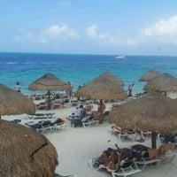 Photo taken at RIU Caribe by Jainik N. on 4/7/2012