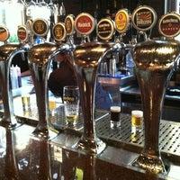 Photo taken at Gordon Biersch Brewery Restaurant by Ari R. on 4/7/2012