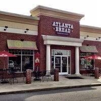 Photo taken at Atlanta Bread Company by Brian H. on 3/31/2012