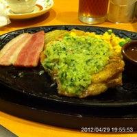 Photo taken at サイゼリヤ 横浜六角橋店 by undo29 on 4/29/2012