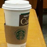 Photo taken at Barnes & Noble by David L. on 2/2/2012