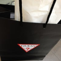 Photo taken at GUESS by Joseph P. on 2/28/2012