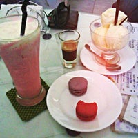 Photo taken at Vanille Cafe & Patisserie by Althea B. on 4/11/2012