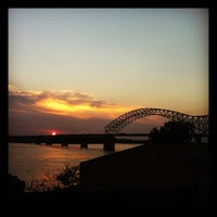 Photo taken at Mud Island River Park by Amanda H. on 5/20/2012