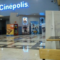 Photo taken at Cinépolis by Felipe de J. O. on 3/15/2012