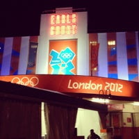 Photo taken at Earls Court Exhibition Centre by Amish P. on 8/4/2012
