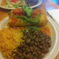 Photo taken at Taqueria Hacienda by Peter M. on 4/21/2012