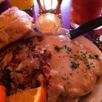 Photo taken at Hattie's Hat Restaurant by Byron C. on 3/11/2012
