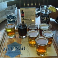 Photo taken at Full Sail Brewing Co. by Lauren R. on 7/31/2012