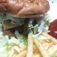Photo taken at Burger Tex by Sean C. on 8/17/2012