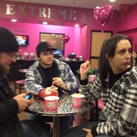 Photo taken at Yogurt Extreme by Christina R. on 2/18/2012