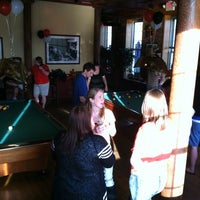 Photo taken at Jillian's Billiards by Matt W. on 4/21/2012