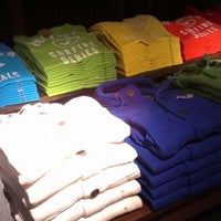 Photo taken at Hollister Co. by Frida V. on 4/26/2012
