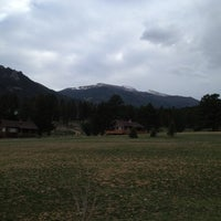 Photo taken at YMCA of the Rockies by Dave S. on 5/19/2012