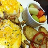 Photo taken at Chez Faye Café by Agnès T. on 3/21/2012