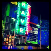 Photo taken at Rave North East Mall 18 by Brandon E. on 4/21/2012