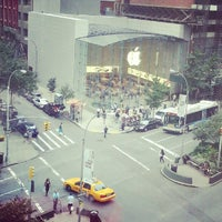 Photo taken at Apple Upper West Side by Stewart A. on 8/19/2012