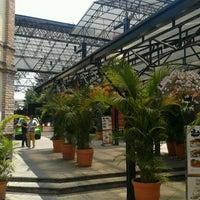 Photo taken at Plaza Loreto by Humberto E. on 5/25/2012