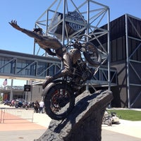Photo taken at Harley-Davidson Museum by Michael C. on 5/13/2012