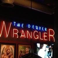 Photo taken at Denver Wrangler by Jason R. on 7/7/2012