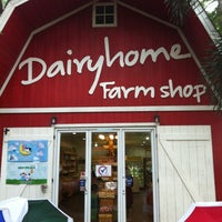 Photo taken at Dairy Home by Buncha L. on 6/27/2012