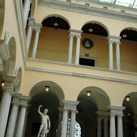 Photo taken at Walters Art Museum by Brook M. on 6/17/2012