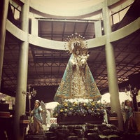 Photo taken at Minor Basilica of Our Lady of the Most Holy Rosary of Manaoag by Jon C. on 8/25/2012