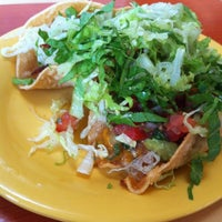 Photo taken at Cactus Taqueria by Vance H. on 7/7/2012