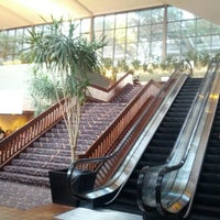 Photo taken at Sheraton Kansas City Hotel at Crown Center by Julio A. on 7/22/2012