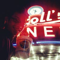 Photo taken at Kroll's Diner by Yi C. on 9/7/2012