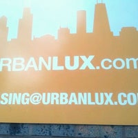 Photo taken at Urban Lux by Gregory C. on 3/22/2012