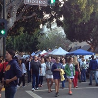 Photo taken at San Luis Obispo Farmers' Market by Renee M. on 7/13/2012