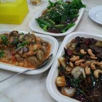 Photo taken at Homst Restaurant by Sherafina M. on 7/1/2012