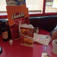 Photo taken at Huddle House by Todd D. on 7/27/2012