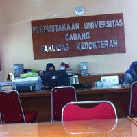 Photo taken at Perpustakaan FK USU by Jay D. on 3/5/2012