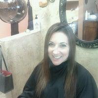 Photo taken at Santa Fe Hair Company by Megan B. on 8/25/2012