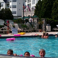 Photo taken at The Osthoff Resort by Christian H. on 7/5/2012