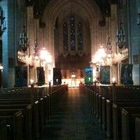 Photo taken at Fourth Presbyterian Church by John R D. on 5/20/2012